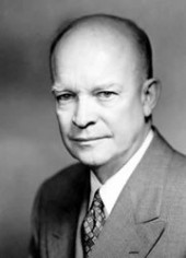 Dwight D. Eisenhower Quote Picture